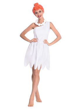 Adult Wilma Flintstone Costume Couples Costume