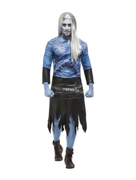 Adult Winter Warrior Zombie Costume