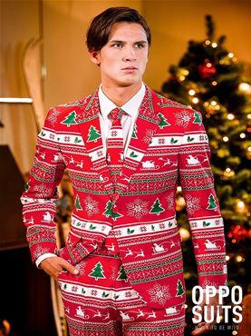 Adult Winter Wonderland Oppo Suit