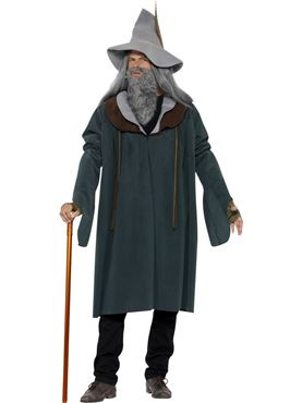 Adult Wizard of the Woods Costume