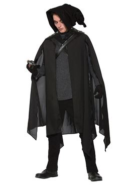 Adult Wizard Warlock Cape