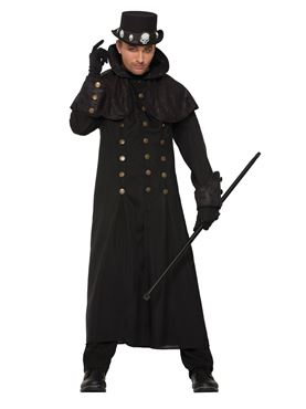 Adult Wizard Warlock Coat