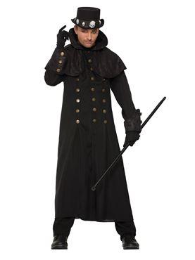 Adult Wizard Warlock Coat