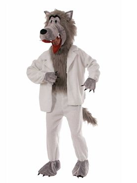 Adult Wolf in Sheeps Clothing Costume