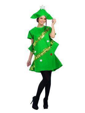 Adult Xmas Tree Costume