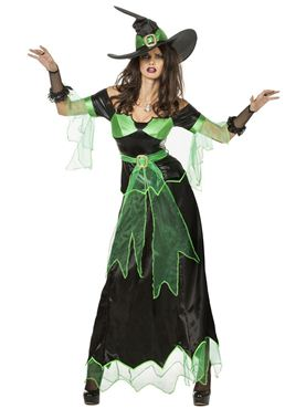 Adult Zelda Witch Costume