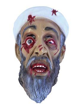 Adult Zombie Bin Laden Mask