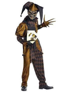 Adult Jokers Wild Costume