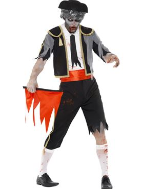 Adult Zombie Matador Costume