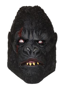 Adult Zombie Gorilla Mask