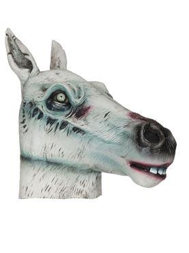 Adult Zombie Horse Mask