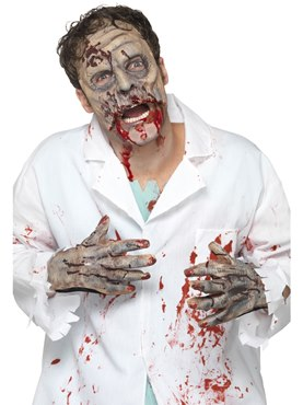 Adult Zombie Mask Set