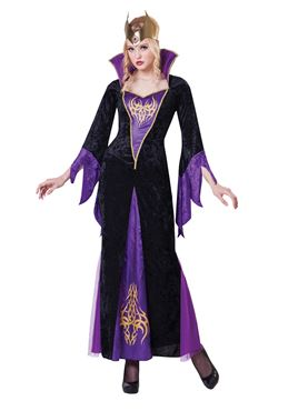Adult Evil Sorceress Costume