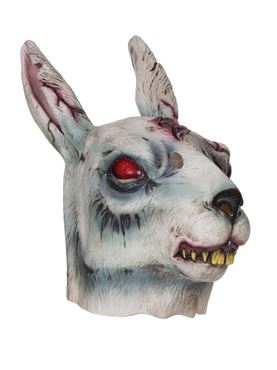 Adult Zombie Rabbit Mask