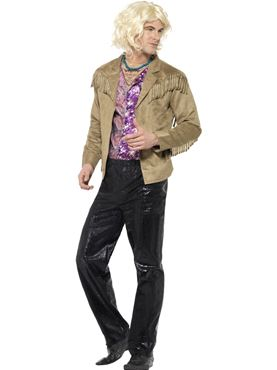 Adult Zoolander Hansel Costume