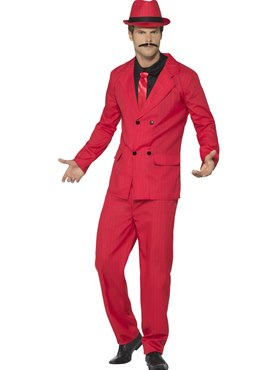 Adult Zoot Suit Costume