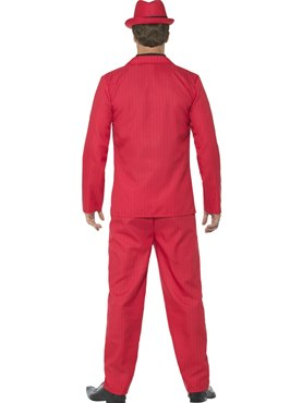 Adult Zoot Suit Costume - Side View