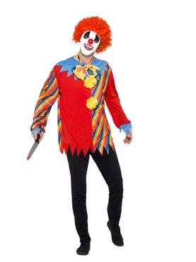 Adults Creepy Clown Kit