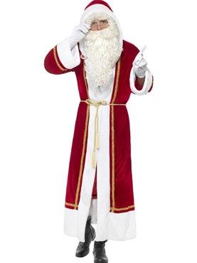 Adults Deluxe Santa Cloak