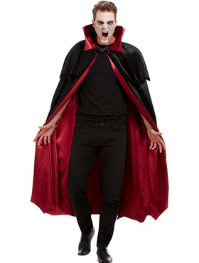 Adults Deluxe Vampire Cape