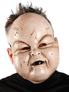 Adults Pudge Dreadful Doll Mask Couples Costume