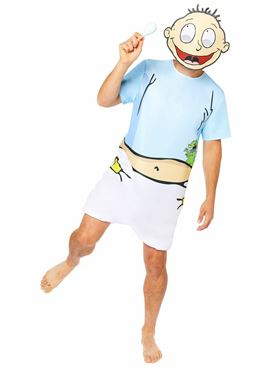Adults Rugrats Tommy Costume Couples Costume