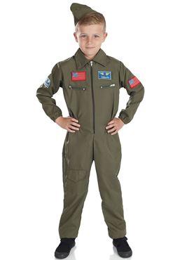 Air Cadet Childrens Costume