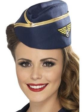 Adult Air Hostess Hat