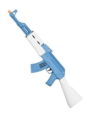 Ak47 Kalashnikov Sparking Sound Rifle