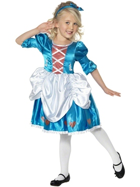 Alice in Wonderland Childrens Costume