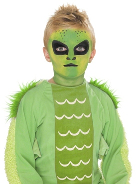 Alien Aqua Face and Body Paint Kit