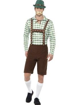 Alpine Bavarian Costume