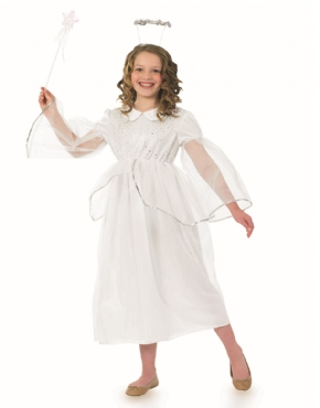 Child Angelic Angel Costume