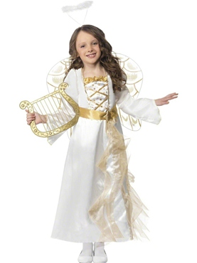 Child Angel Princess Costume
