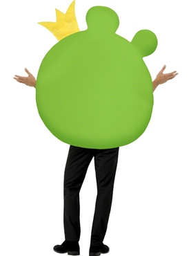 Angry Birds Green Pig Costume - Side View