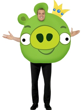 Angry Birds Green Pig Costume