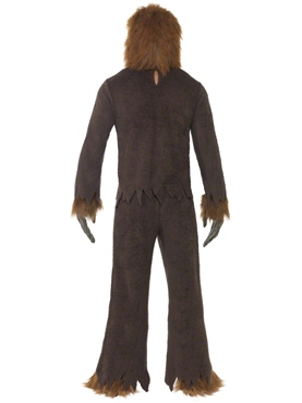 Adult Ape Costume - Side View