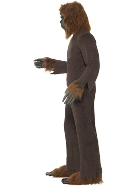 Adult Ape Costume - Back View