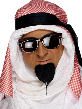 Arab Beard Black
