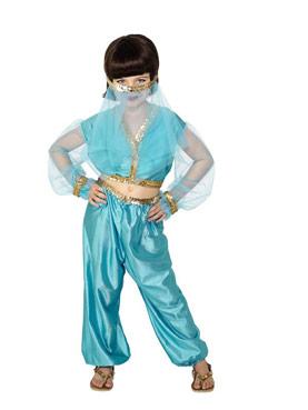 Child Arabian Princess Costume