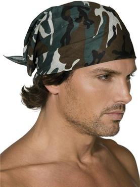 Army Bandana Camouflage