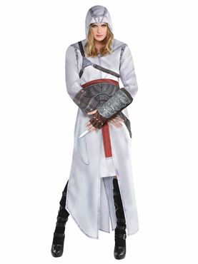 Assassin's Creed Robe Costume - Back View