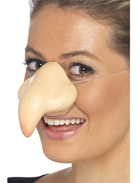 Assorted Comedy Noses - Side View