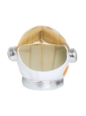 Astronaut Helmet - Side View