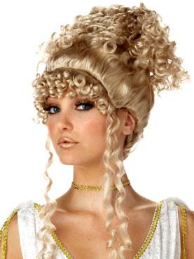Adult Athenian Goddess Blonde Wig