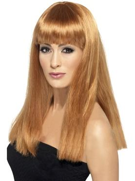Glamourama Wig Auburn