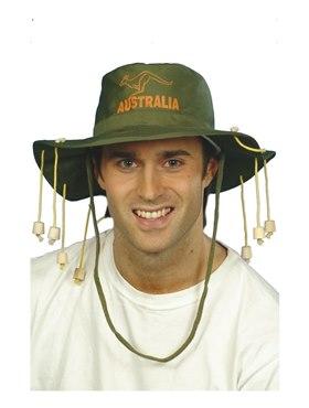 Australian Hat - Back View