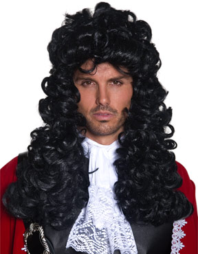 Authentic Pirate Wig