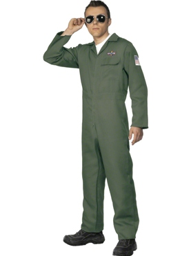 Adult Aviator Pilot Costume