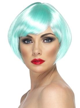 Babe Wig Aqua